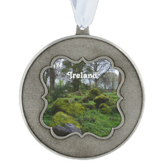 Forest at Blarney Castle Ornament