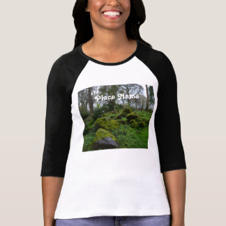Forest at Blarney Castle T-Shirt