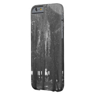 Forest at Sholom Park in Black and White Barely There iPhone 6 Case