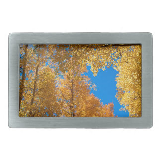 Forest Autumn Colors Inyo Belt Buckle