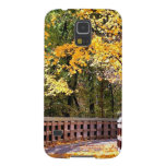 Forest Autumn Yellow Bridge Samsung Galaxy Nexus Cover