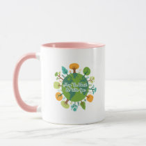 Forest Be With You Environmental Awareness Mug