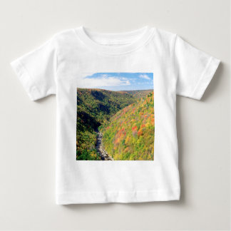 Forest Blackwater River Pendleton Virginia Baby T-Shirt