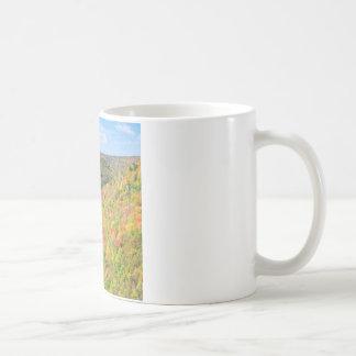 Forest Blackwater River Pendleton Virginia Coffee Mug