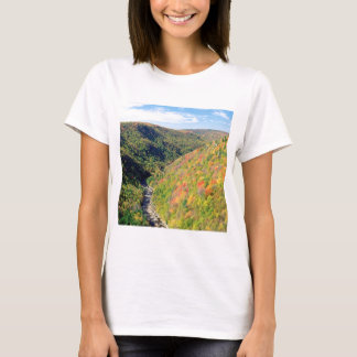 Forest Blackwater River Pendleton Virginia T-Shirt