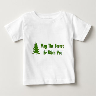 Forest Blessing Baby T-Shirt