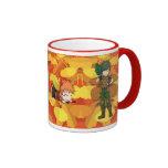 Forest boys ringer coffee mug
