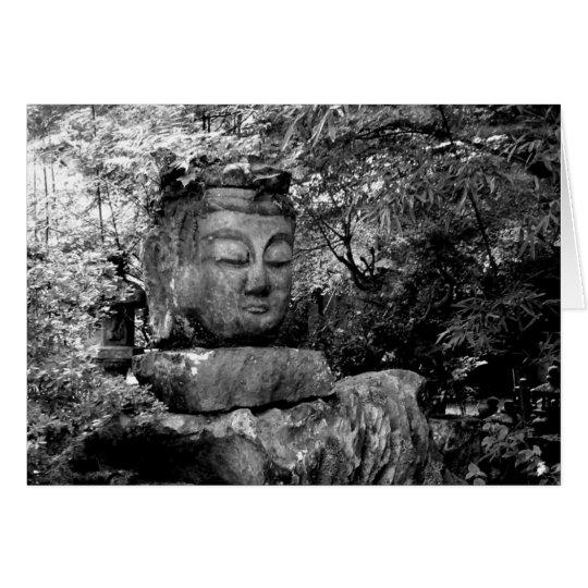 Forest Buddha Card