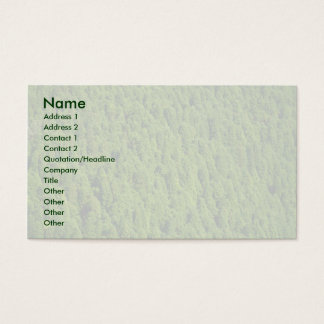Forest Business Card