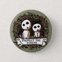 Forest Button! Pinback Button
