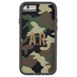 Forest Camo iPhone 6 Case