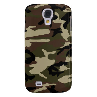 forest camo print camouflage pattern army military galaxy s4 case