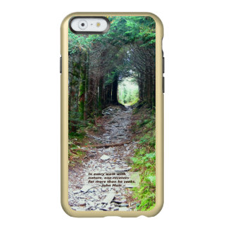 Forest Canopy Hiking Trail | Walk w/nature -Muir Incipio Feather Shine iPhone 6 Case