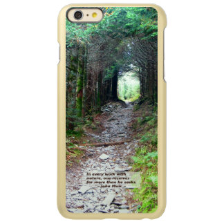 Forest Canopy Hiking Trail | Walk w/nature -Muir Incipio Feather Shine iPhone 6 Plus Case