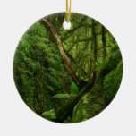 Forest Christmas Tree Ornaments