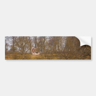 Forest cottage bumper stickers