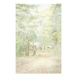 Forest Country Road Stationery