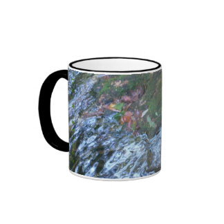 Forest & creek, catalochee nc ringer mug