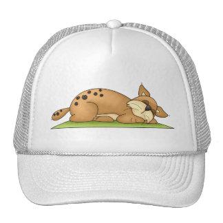Forest Critters · Bobcat Trucker Hat