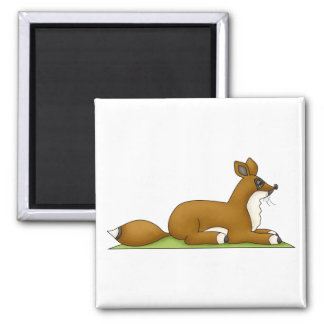 Forest Critters · Fox Refrigerator Magnets