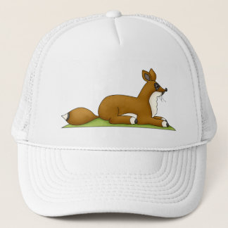 Forest Critters · Fox Trucker Hat
