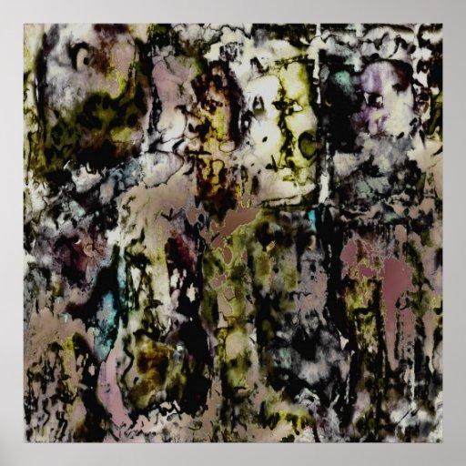 Forest Cronies, 3b Print