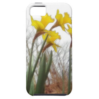 Forest Daffodils iPhone SE/5/5s Case