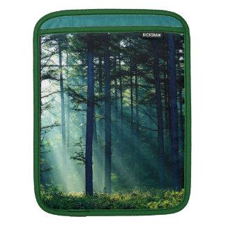 Forest Design iPad Sleeve