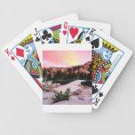 Forest Desolation Wilderness Eldorado Bicycle Playing Cards