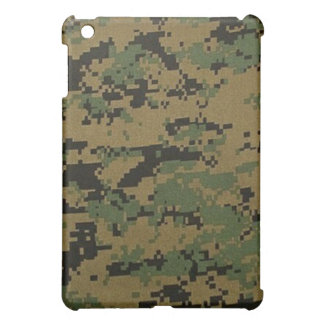 Forest Digital Camouflage iPad Case