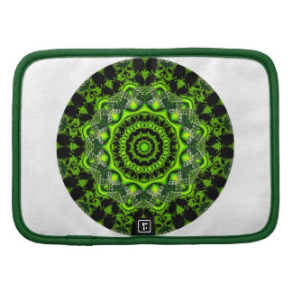 Forest Dome Mandala Abstract Green Woods Planners