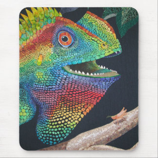 Forest Dragon Mousepads