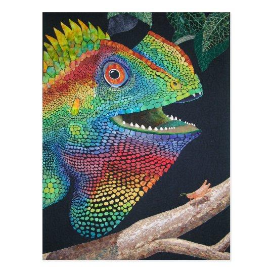 Forest Dragon Postcard