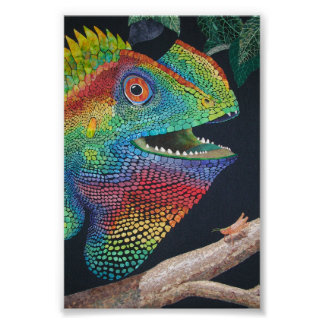 Forest Dragon Print