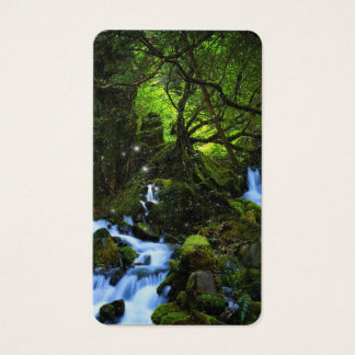 Forest dreams business card
