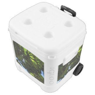 Forest Dreams Rolling Cooler