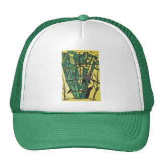 FOREST EATERS MESH HATS