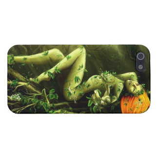 Forest Elf Cover For iPhone SE/5/5s