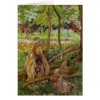 Forest Elves, Card