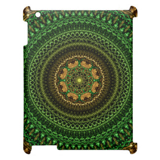 Forest eye Mandala iPad Covers