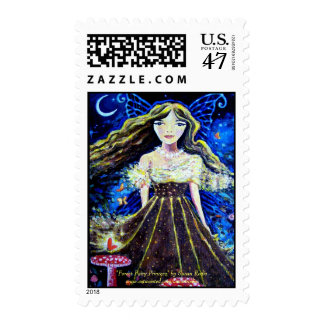 Forest Faery Princess - US Stamps