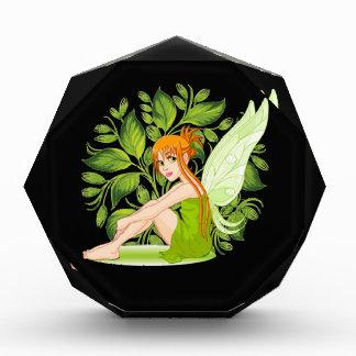 Forest Fairy Acrylic Award