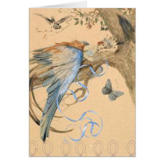 Forest Fairy Card