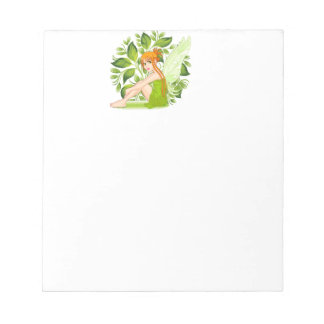 Forest Fairy Notepad