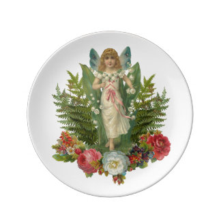 Forest Fairy Plate