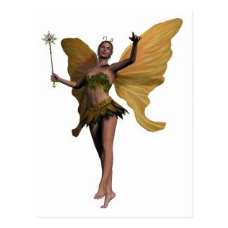 Forest Fairy Postcard