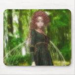 Forest Fairy Princess Mouse Mats