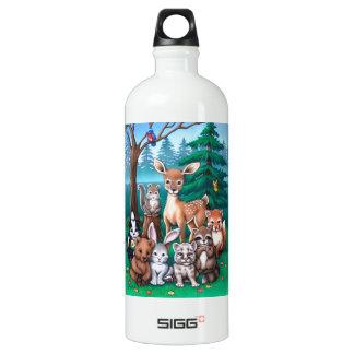 Forest Family SIGG Traveler 1.0L Water Bottle