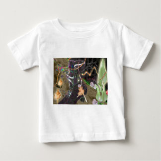 forest feast baby T-Shirt
