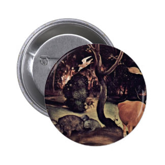 Forest Fire By Piero Di Cosimo (Best Quality) Pins